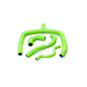 SAMCO SPORT サムコスポーツ ラジエーター関連部品 クーラントホース(ラジエーターホース) カラー:ガンメタルグレー (限定色) KX 250 F 2009-2016