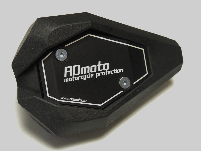 RDmoto アールディーモト ガード・スライダー クラッシュスライダー・ガード(Crash sliders) アルマイトカラー:ゴールドアルマイト スライダーベースカラー:ブラック