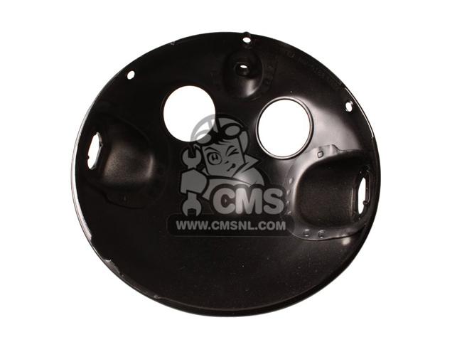 CMS シーエムエス ヘッドライト本体・ライトリム/ケース Headlamp Body, complete, flat Black Z1
