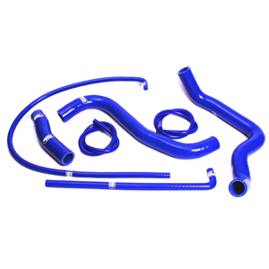 SAMCO SPORT サムコスポーツ ラジエーター関連部品 クーラントホース(ラジエーターホース) カラー:レッド (限定色) GSXR 1000 K7 07-08 GSXR 1000 K8 07-08