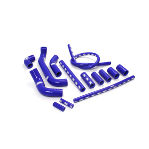 SAMCO SPORT サムコスポーツ ラジエーター関連部品 クーラントホース(ラジエーターホース) カラー:メタリックシルバー (限定色) SB6 全年式