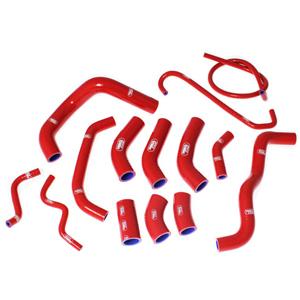 SAMCO SPORT サムコスポーツ ラジエーター関連部品 クーラントホース(ラジエーターホース) カラー:メタリックシルバー (限定色) CBR 1000 RR 2006-2007