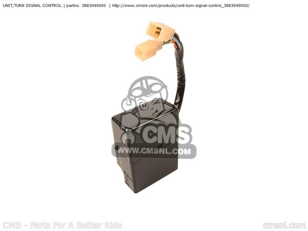 CMS シーエムエス ウインカー (38830-49001) UNIT,TURN SIGNAL CONTROL