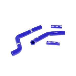 SAMCO SPORT サムコスポーツ ラジエーター関連部品 クーラントホース(ラジエーターホース) カラー:ブルー KX 125 2005-2012