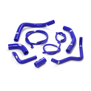 SAMCO SPORT サムコスポーツ ラジエーター関連部品 クーラントホース(ラジエーターホース) カラー:グリーン Z 1000 ZRT00D 2010-2014