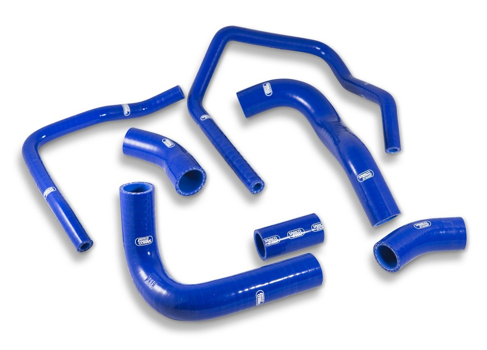 SAMCO SPORT サムコスポーツ ラジエーター関連部品 クーラントホース(ラジエーターホース) カラー:ブレイズ (限定色) ZX 9 R NINJA C1 C2 E1 E2 F1 F2 1998-2003