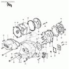 CMS シーエムエス オイルポンプ・フィラーキャップ・オイル関連パーツ オイルポンプアセンブリ (Oil Pump Assembly) Z1