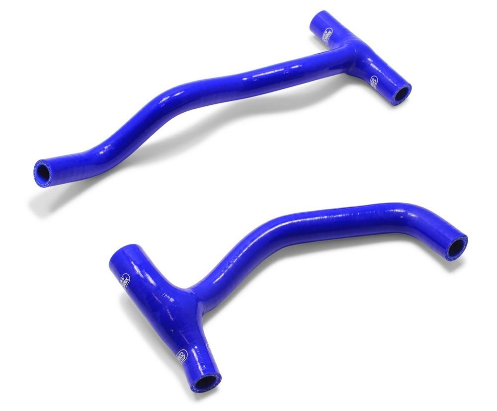 SAMCO SPORT サムコスポーツ ラジエーター関連部品 クーラントホース(ラジエーターホース) カラー:ブルー 450 SE F-R 2015-2017