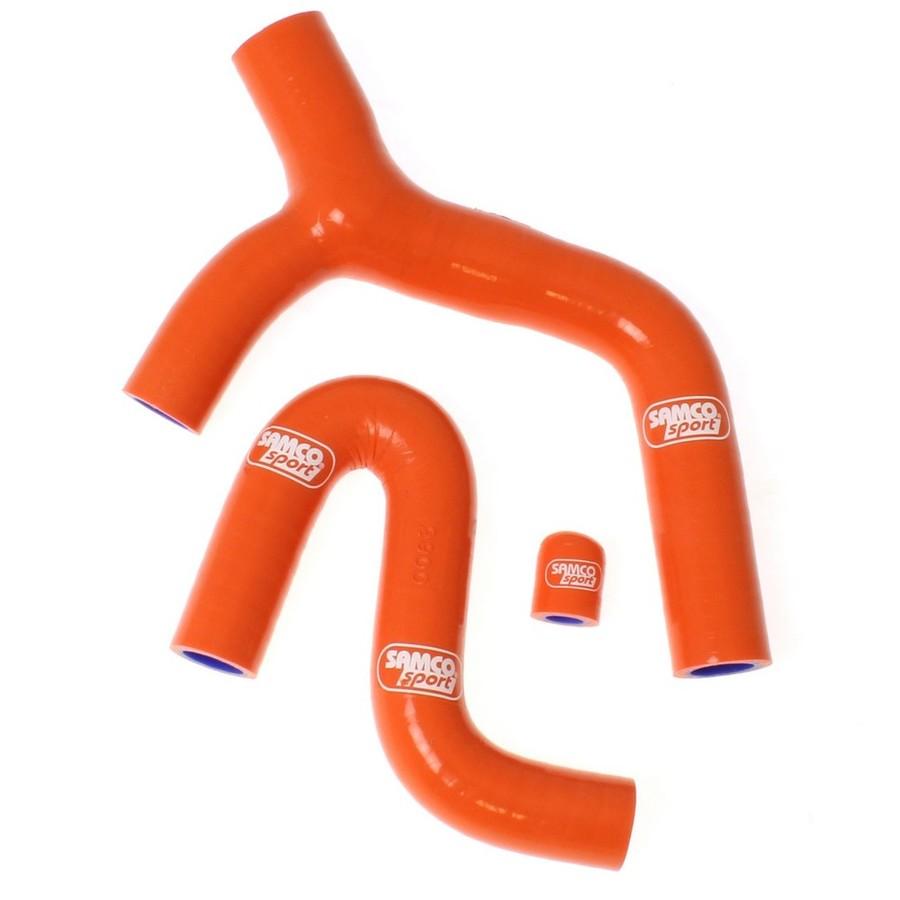 SAMCO SPORT サムコスポーツ ラジエーター関連部品 クーラントホース(ラジエーターホース) カラー:アイスホワイト (限定色)