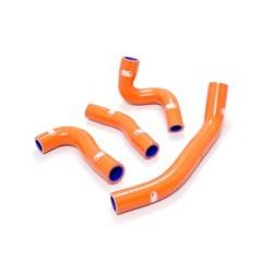 SAMCO SPORT サムコスポーツ ラジエーター関連部品 クーラントホース(ラジエーターホース) カラー:バイパーレッド (限定色) 390 Duke 2013-2017