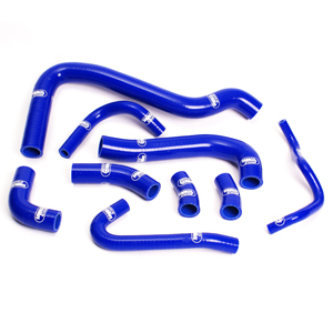 SAMCO SPORT サムコスポーツ ラジエーター関連部品 クーラントホース(ラジエーターホース) カラー:ガンメタルグレー (限定色) TLR 1000 1998-2003