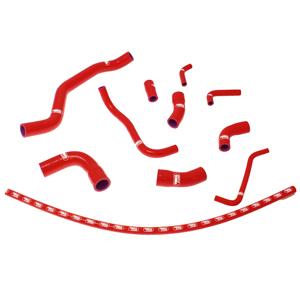 SAMCO SPORT サムコスポーツ ラジエーター関連部品 クーラントホース(ラジエーターホース) カラー:バイパーレッド (限定色) YZF-R1 1998-2001