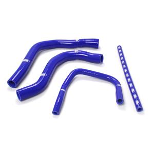 SAMCO SPORT サムコスポーツ ラジエーター関連部品 クーラントホース(ラジエーターホース) カラー:ブルー YZF 750 R 1993-1994