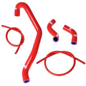 SAMCO SPORT サムコスポーツ ラジエーター関連部品 クーラントホース(ラジエーターホース) カラー:パープル (限定色) XT1200 Z Super Tenere 10-17 XT1200 Z World Crosser 10-17
