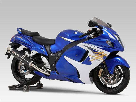 YOSHIMURA ヨシムラ スリップオン Tri-Ovalサイクロン 2END EXPORT SPEC GSX1300R ハヤブサ(隼) GSX1300R ハヤブサ(隼) GSX1300R ハヤブサ(隼) GSX1300R ハヤブサ(隼)