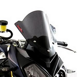ODAX オダックス POWER BRONZE ネイキッドスクリーン カラー:ダークスモーク Z1000 (水冷)