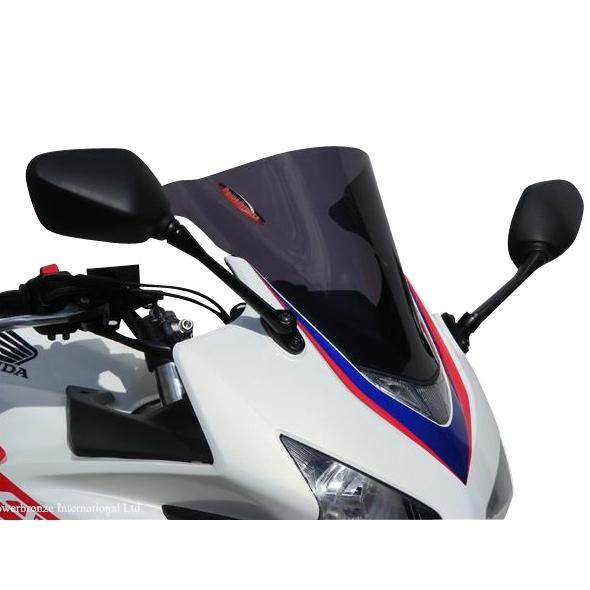 ODAX オダックス POWER BRONZE スポーツスクリーン CBR400R
