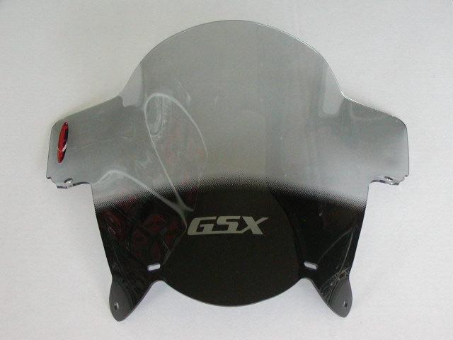 ODAX オダックス POWER BRONZE エアフロースクリーン ライトスモーク バンディット1250F