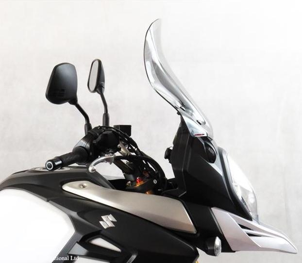 ODAX オダックス POWER BRONZE アドベンチャー・ツーリングスクリーン Vストローム1000