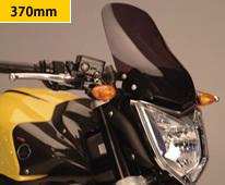 ODAX オダックス POWER BRONZE ネイキッドスクリーン FZ1