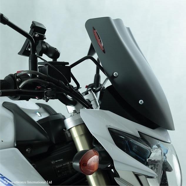 ODAX オダックス POWER BRONZE ネイキッドスクリーン GSR750