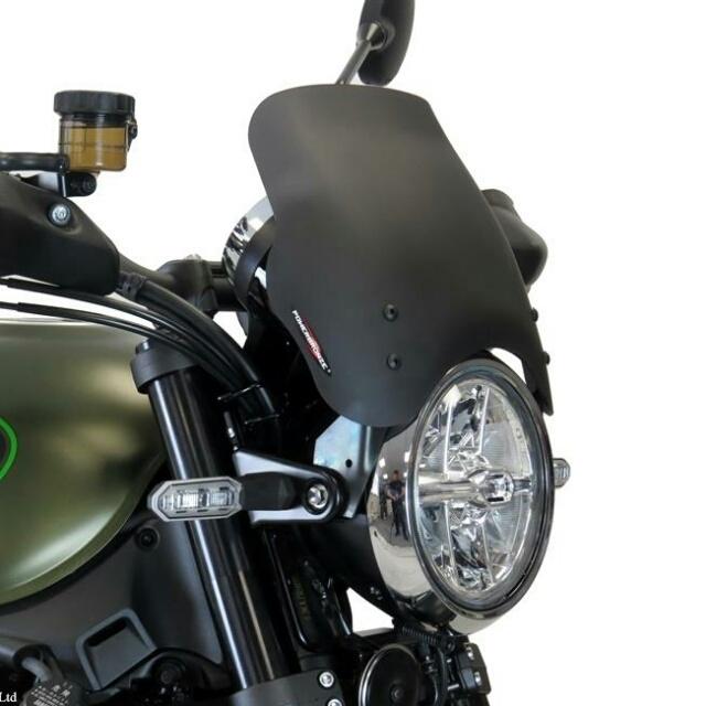 ODAX オダックス POWER BRONZE ネイキッド・スクリーン 【タイプC】 カラー:ライトスモーク Z900RS
