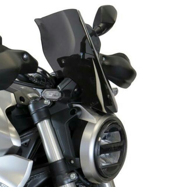 ODAX オダックス POWER BRONZE ネイキッド・スクリーン 【ロング】 カラー:クリア CB125R CB250R