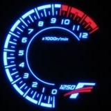 ODAX オダックス その他メーター関連 ELメーターパネル バンディット1250F