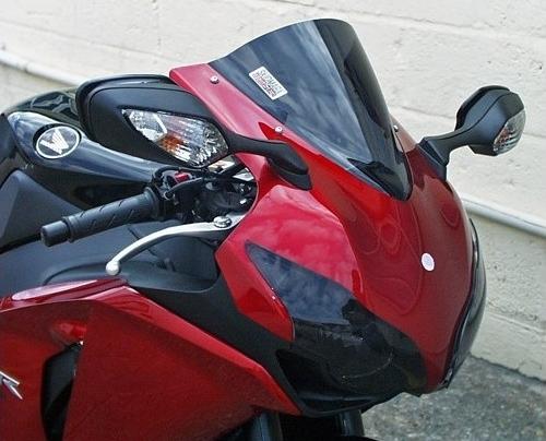 Skidmarx スキッドマークス ウィンドスクリーン ダブルバブルタイプ カラー:ダークスモーク CBR1000RR 2008-2011
