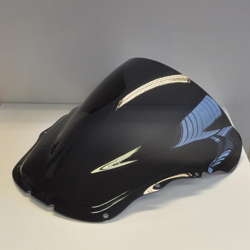 【ポイント5倍開催中!!】Skidmarx スキッドマークス ウィンドスクリーン ダブルバブルタイプ カラー:ダークスモーク CBR1100XX Blackbird