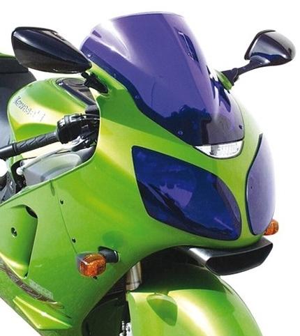 【ポイント5倍開催中!!】Skidmarx スキッドマークス ウィンドスクリーン ダブルバブルタイプ カラー:ライトスモーク ZX-12R 2000-2001