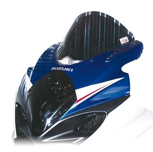 【ポイント5倍開催中!!】Skidmarx スキッドマークス ウィンドスクリーン ダブルバブルタイプ カラー:ダークスモーク GSX-R1000 2007-2008