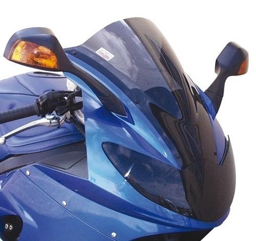 【ポイント5倍開催中!!】Skidmarx スキッドマークス ウィンドスクリーン ダブルバブルタイプ カラー:ダークスモーク Sprint ST 2005-2010