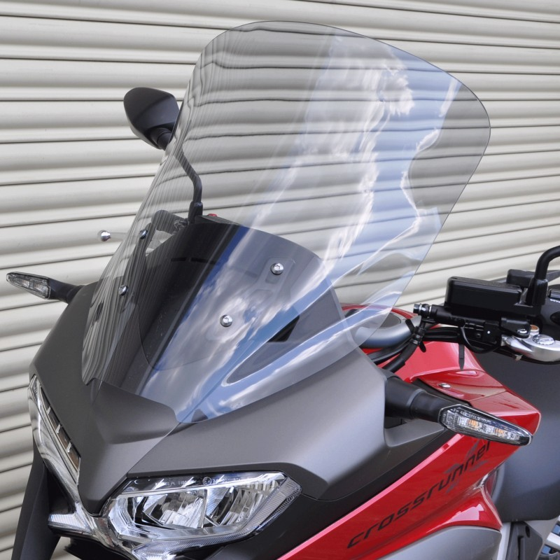 Skidmarx スキッドマークス ウィンドスクリーン ツーリングタイプ VFR800X CROSSRUNNER(クロスランナー) 2015-