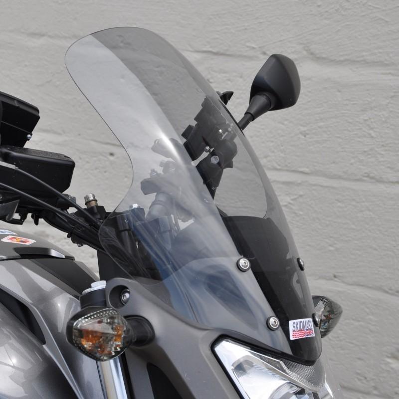 Skidmarx スキッドマークス ウィンドスクリーン ツーリングタイプ カラー:ダークスモーク NC700S NC750S
