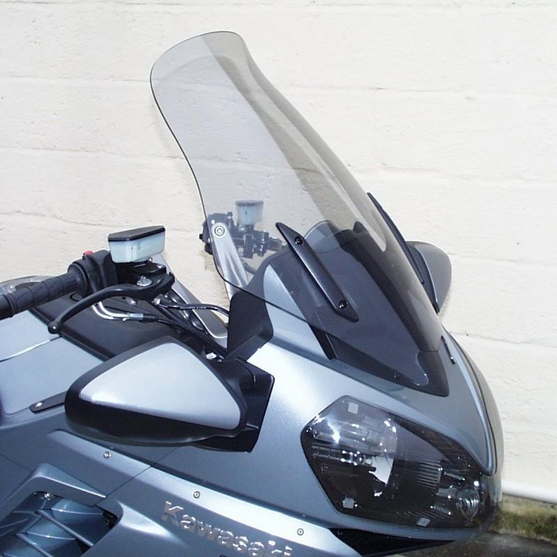 Skidmarx スキッドマークス ウィンドスクリーン ツーリングタイプ カラー:ライトスモーク GTR1400 2007-2009