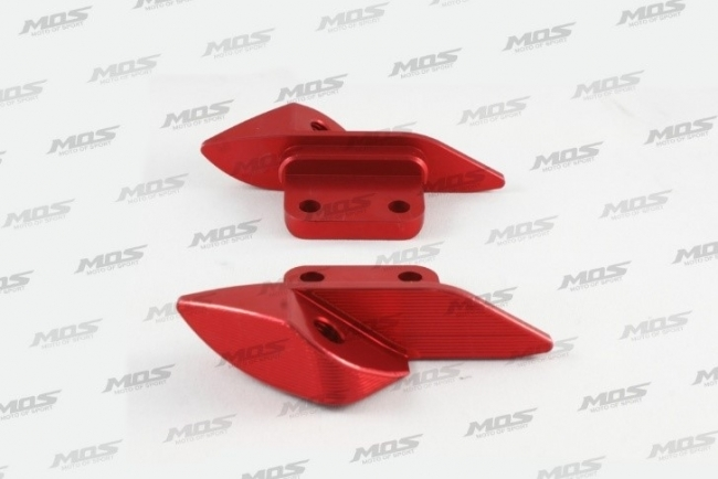 【ポイント5倍開催中!!】MOS ミラー類 T-MAX530 ミラーブロックオフ color:BLACK TMAX530