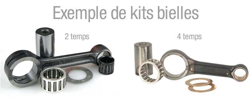 Prox プロックス その他エンジンパーツ ロッドキット KTM250 2000-02用 (2個) (ROD KIT FOR KTM 250 2 TIME 2000-02【ヨーロッパ直輸入品】)