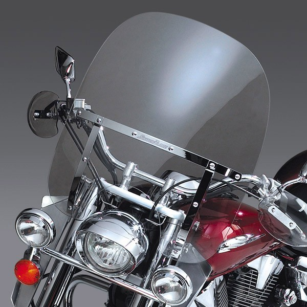 National Cycle ナショナルサイクル SwitchBlade(R) 2-Up(R) クイックリリース ウインドシールド (SwitchBlade (R) 2-Up (R) Quick Release Windshield)