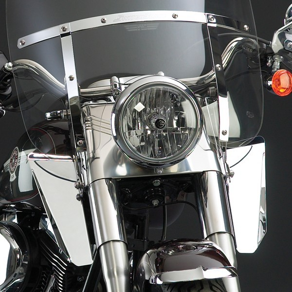 National Cycle ナショナルサイクル その他外装関連パーツ SwitchBlade(R) クロームロワーズ (SwitchBlade (R) Chrome Lowers)