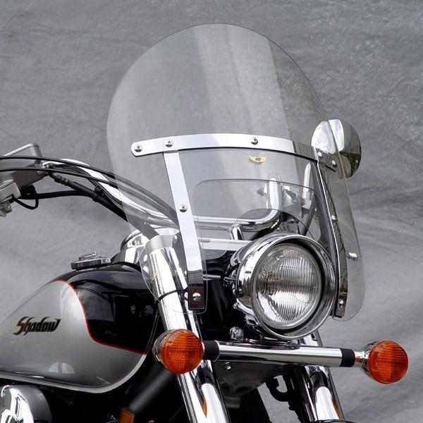 National Cycle ナショナルサイクル スクリーン Heavy Duty(TM) ローボーイウインドシールド (Low Boy Heavy Duty (TM) Windshield)