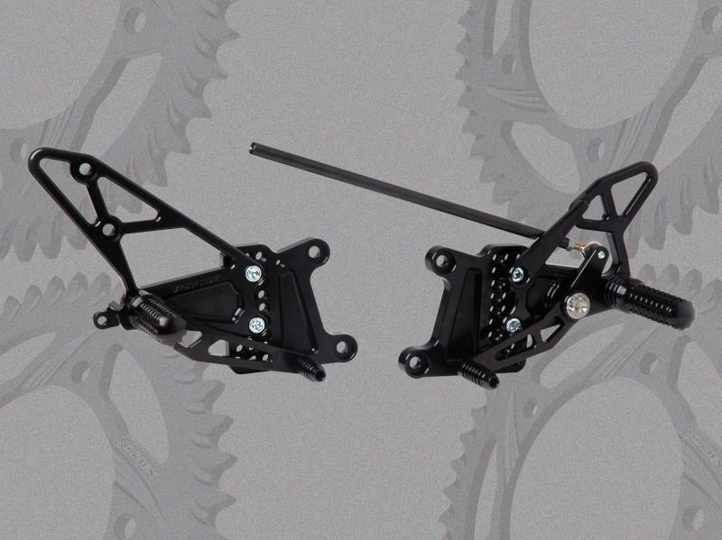 VORTEX ボルテックス バックステップ(Rear Set) YZF-R1 07-08