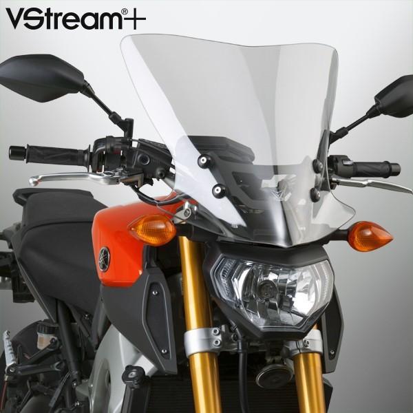 National Cycle ナショナルサイクル VStream(R) ツーリングウィンドスクリーン  (VStream+ (R) Touring Windscreen)