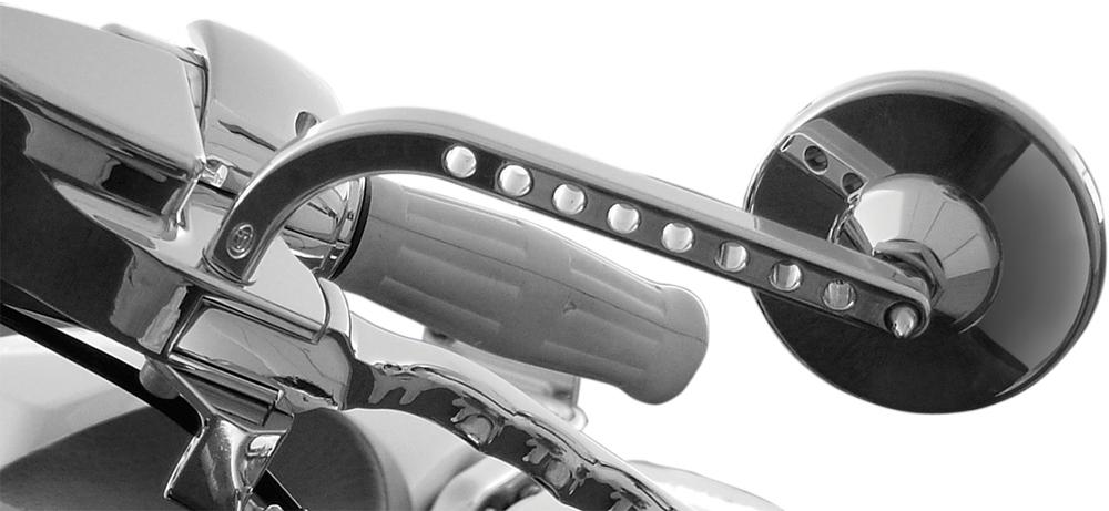 JOKER MACHINE ジョーカーマシーン ミラー類 ミラー VIEWTECH 7 LT クローム 【MIRROR VIEWTECH 7 LT CHR [0640-0298]】