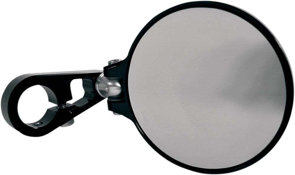 "JOKER MACHINE ジョーカーマシーン ミラー類 ミラー 3-1/4""FOLD ブラック 【MIRROR 3-1/4"" FOLD BLK [0640-0487]】"