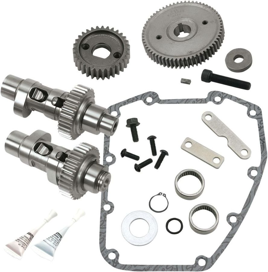 S&S CYCLE エスアンドエス サイクル カムシャフトギヤ 635 2007-16用 【CAMS 635 GEAR 07-16 [0925-0838]】