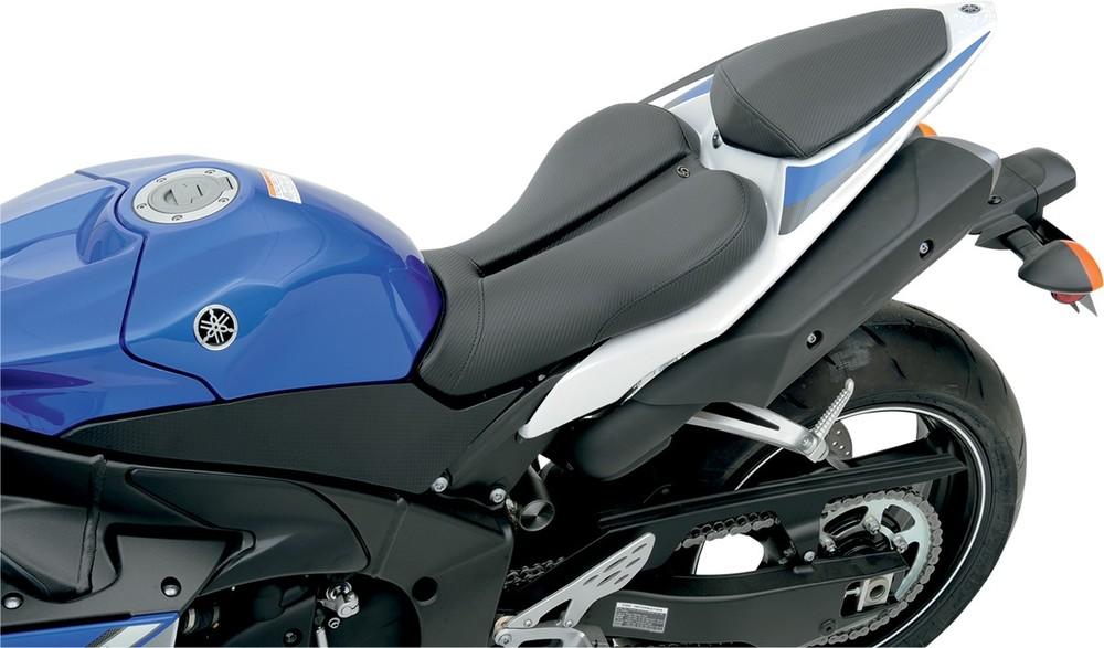 SADDLEMEN サドルメン シート本体 シート TRACK-CFスタイル R1用 【SEAT TRACK CF R1 [0810-1026]】 YZF-R1 2009 - 2015