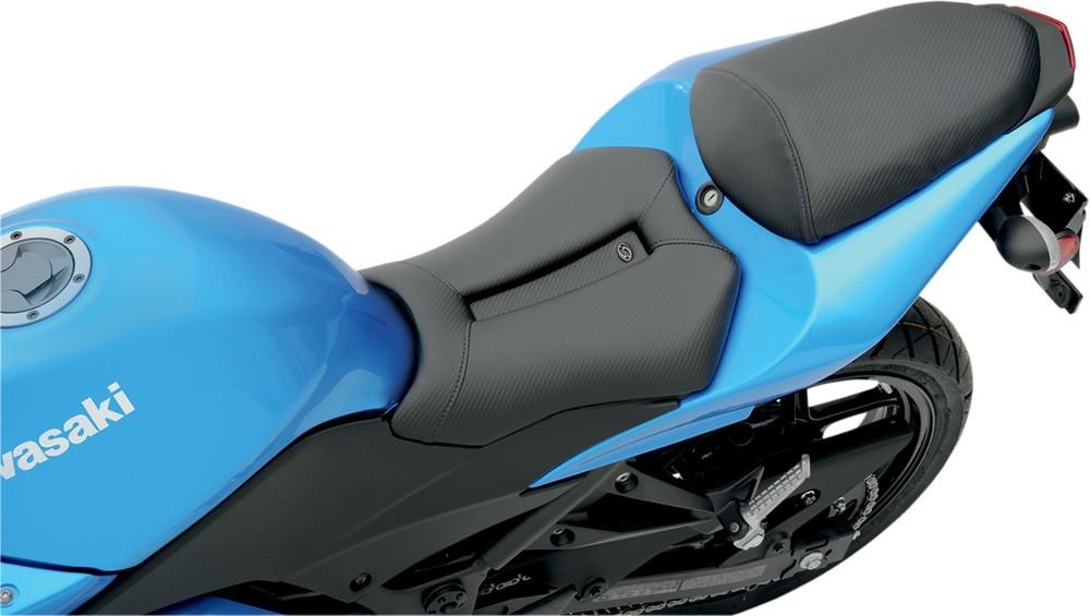 SADDLEMEN サドルメン シート本体 シート TRACK-CFスタイル ZX10R用 【SEAT TRACK CF ZX10R [0810-1111]】 ZX-10R Ninja