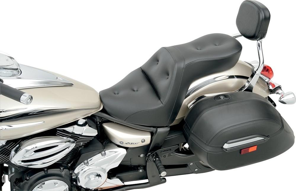 SADDLEMEN サドルメン シート本体 シート EXPLORER RSモデル XVS1300用 【SEAT EXPL RS XVS1300 [0810-1069]】