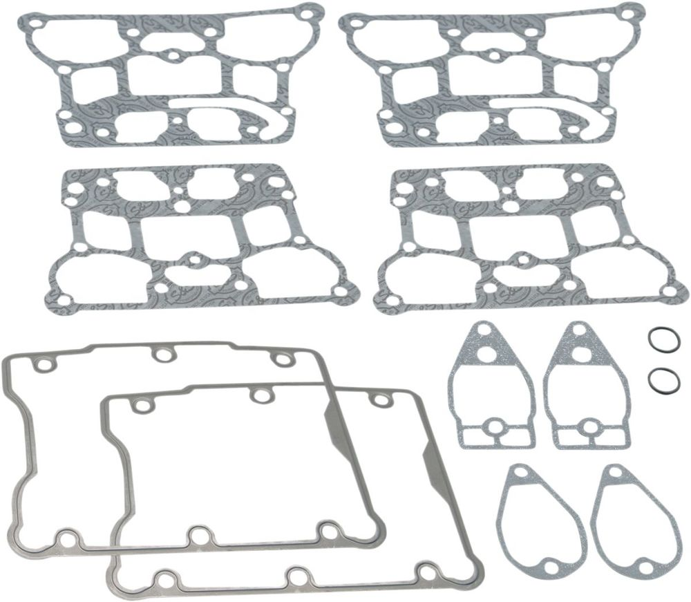 S&S CYCLE エスアンドエス サイクル ガスケットキット ロッカーボックス 99-15 【GASKET KIT R.BOX 99-15 [0934-2216]】